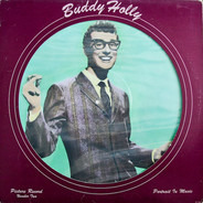 Buddy Holly - Portrait In Music - Picture Record Number Two