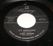 Buddy Johnson And His Orchestra - It's Obdacious