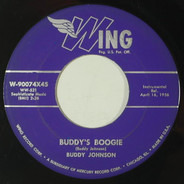 Buddy Johnson - Buddy's Boogie / I'll Dearly Love You