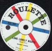 Buddy Knox - Long Lonely Nights / Storm Clouds