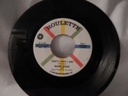Buddy Knox With The Hugo Peretti Orchestra - Teasable, Pleasable You / That's Why I Cry