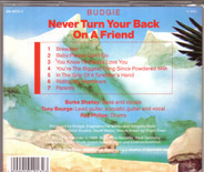 Budgie - Never Turn Your Back on a Friend