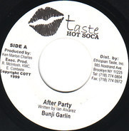 Bunji Garlin - After Party