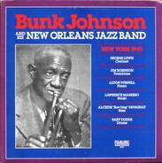 Bunk Johnson - Bunk Johnson & His New Orleans Jazz Band (New York 1945)