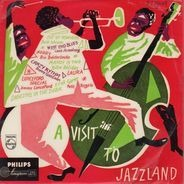 Bunk Johnson, Louis Armstrong, Billie Holiday a.o. - A Visit to Jazzland
