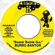 Burro Banton - Bashie Bashie Gal / Siren Rydem