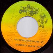 "Burro Banton - ""Phenomenum 2"""