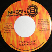 Burro Banton - Politicians