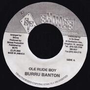 Burro Banton / Powerman - Ole Rude Boy / Posses With The Best