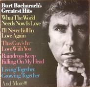 Burt Bacharach - Burt Bacharach's Greatest Hits