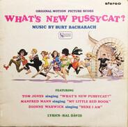 Burt Bacharach - What's New Pussycat? (Original Motion Picture Score)