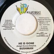 Bushman - He Is Gone