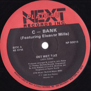 C-Bank, Eleanore Mills - Get Wet