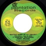C Company Featuring Terry Nelson - Battle Hymn Of Lt. Calley