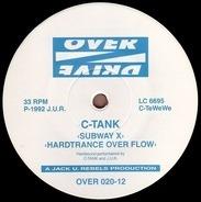 C-Tank - Subway X / Walk On Base