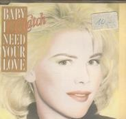 C.C. Catch - Baby I Need Your Love