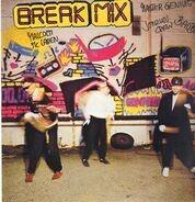 C.C. Martin, Kurtis Blow, Lillo Thomas a.o. - Break Mix