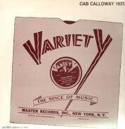 Cab Calloway - 1937/38