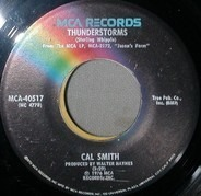 Cal Smith - Thunderstorms / 19 Years And 1800 Miles