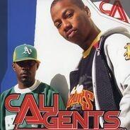 Cali Agents - Sharp / Cali Nights