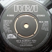 California - He's Almost You