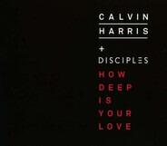 Calvin Harris + Disciples - How Deep Is Your Love
