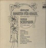 Camillo Schumann - Sämtliche Sonaten für Orgel, Reinhard Kluth