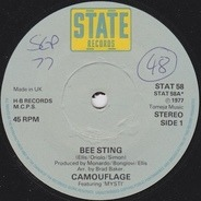 Camouflage - Bee Sting