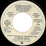 Candi Staton - When You Wake Up Tomorrow / Victim