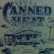 Canned Heat - The Boogie Assault (Greatest Hits Live In Australia)