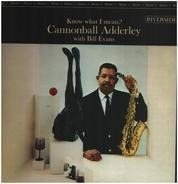 Cannonball Adderley With Bill Evans - Know What I Mean?