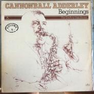 Cannonball Adderley - Beginnings