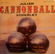 Cannonball Adderley - Presenting Cannonball