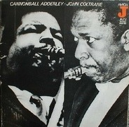 Cannonball Adderley - John Coltrane - Amiga Edition