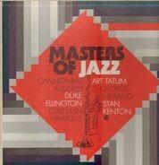 Cannonball Adderley, George Shearing, Art Tatum, a.o. - Masters Of Jazz Vol. 1-6