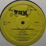 Cannon's Jug Stompers / Clifford 's Louisville Jug Band - Jug Bands