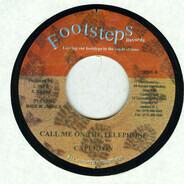 Capleton , Laza B - Call Me On The Telephone / A Yu Gal Look Mi