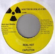 Capleton / Ninja Kid & Bajie Man - Real Hot / La Di Da Di