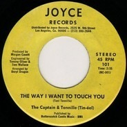 Captain And Tennille - The Way I Want To Touch You