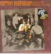 Captain Beefheart And His Magic Band - The Legendary A&M Sessions