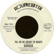 Caress - Fill Me Up (Heart To Heart)