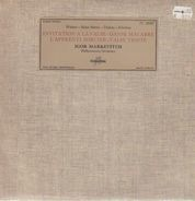 Weber / Saint-Saëns / Dukas / Sibelius - Invitation A La Valse / Danse Macabre / L'Apprenti Sorcier / Valse Triste