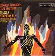 """Carl Nielsen - The Chicago Symphony Orchestra , Jean Martinon - Symphony No. 4 """"The Inextinguishable"""" - Helios Overture"""