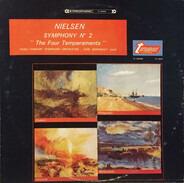 Carl Nielsen - Symphony No. 2 'The Four Temperaments' / Little Suite / Serenata in Vano