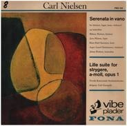 Carl Nielsen - Serenata in vano - Lille Suite for Strygere, a-moll, op.1