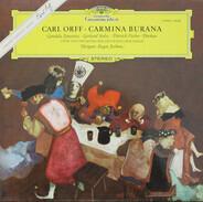 Carl Orff - Gundula Janowitz · Gerhard Stolze · Dietrich Fischer-Dieskau / Chor Der Deutschen Oper - Carmina Burana