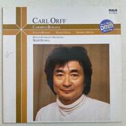Carl Orff , Evelyn Mandac • Stanley Kolk • Sherrill Milnes , Boston Symphony Orchestra , Seiji Ozawa - Carmina Burana