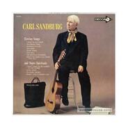 Carl Sandburg - Cowboy Songs And Negro Spirituals