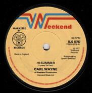 Carl Wayne - Hi Summer