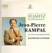 Carl, Johann & Anton Stamitz - Drei Flötenkonzerte (Jean-Pierre Rampal)